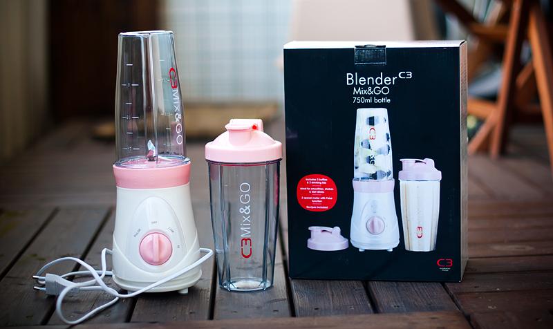 smoothie blender c3
