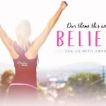 Vecka 3: Belive – Våga tro!