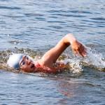 Triathlon: Premiärsimmet i öppet vatten!