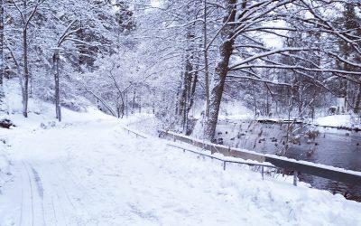 Klä dig rätt för vinterlöpningen!