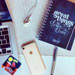 Att skriva dagbok