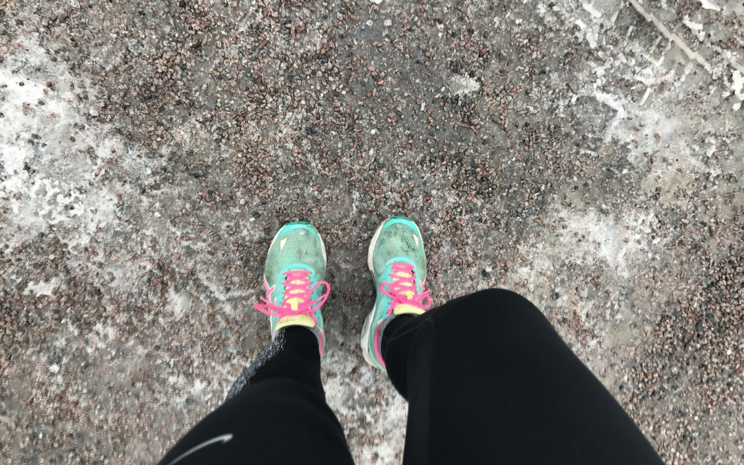 Spring till/från jobbet; Tips för transportlöpning!