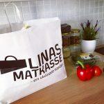 MarathonEmma testar Linas Matkasse