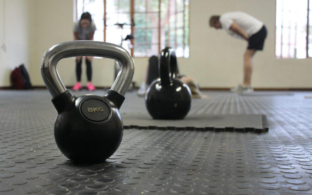 Veckans träningspass: Kettlebellpass för löpare