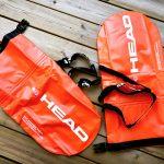 Säkerhetsboj med värdesaksförvaring för OW-simning