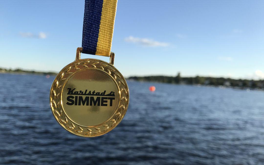 Race-Rapport; Karlstadsimmet 2017