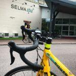 En cykeltur till Selma Spa, Sunne