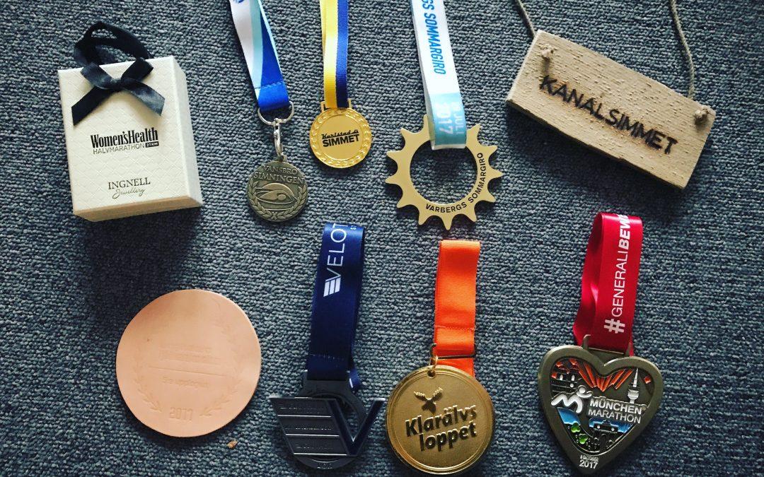 Tävlingsåret 2017