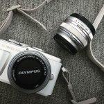 Ny bloggkamera: Olympus pen PL-9