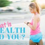 Utmaning: Move. Nourish. Believe. – Vad är hälsa för dig?