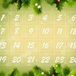 En riktigt jävla svettig julkalender – Lucka nummer 1