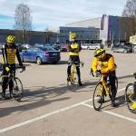 Premiärtur med Team Rynkeby Värmland!