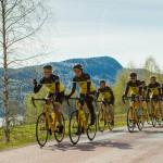 Team Rynkeby – Träningsläger Selma SPA