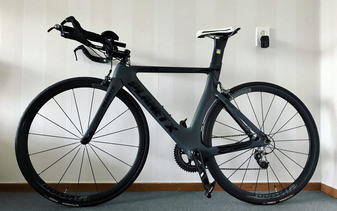 Tillökning i cykelfamiljen; Planet X Tempocykel