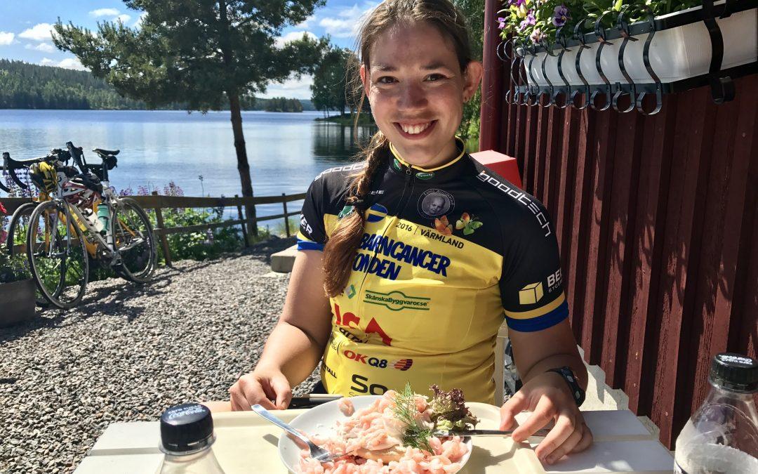En cykeltur till Värmskogs Café