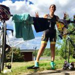 Ett triathlon på hemmaplan