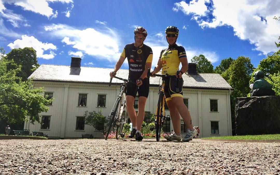 En cykeltur till Alsters Herrgård