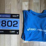 Imorgon springer jag en halv fjällmaraton!