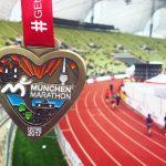 Race-Rapport; München Marathon 2017