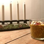 Frukost/Mellanmål: Julig chiapudding med saffran