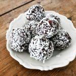 Energi/snacks: RAW chokladbollar